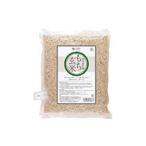 有機もち玄米(国内産) オーサワジャパン 1kg×10個