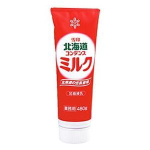 雪印 タイムセール 北海道コンデンスミルク 上品 480gx 2個セット
