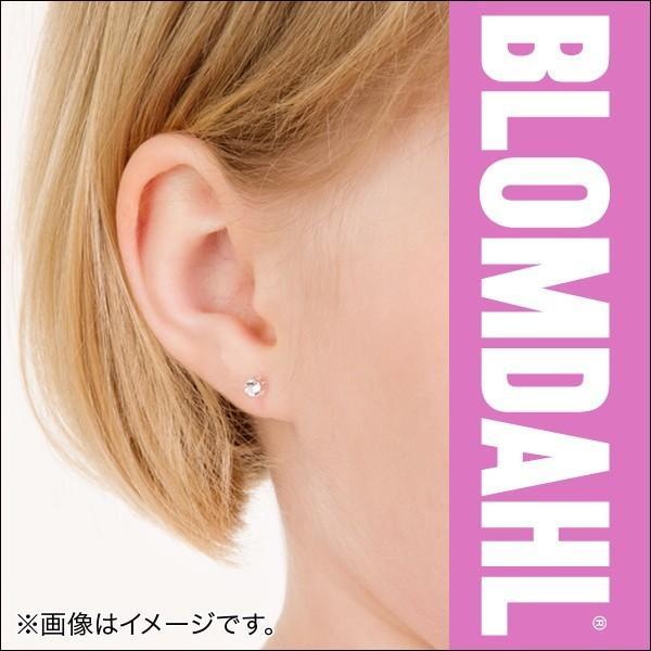 ピアス アレルギー対応 プラスチック 4mm ライトローズ レディース 15-0103-24 blomdahljapan 03