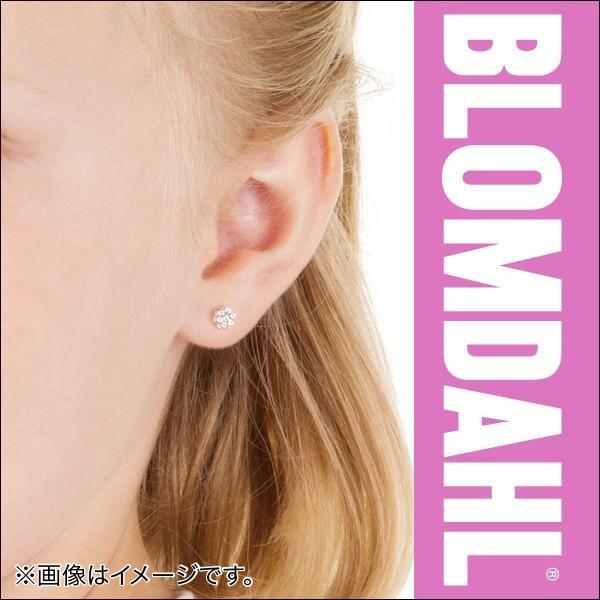 ピアス アレルギー対応 プラスチック デイジー クリスタル クリスタル  5mm レディース 15-0114-41|blomdahljapan|05