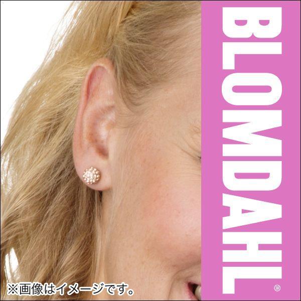 ピアス アレルギー対応 純チタン クリスタルボール 8mm ライトローズ レディース 15-1269-24|blomdahljapan|04
