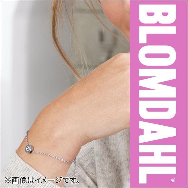 ブレスレット アレルギー対応 シルバー グランドベゼル クリスタル 8mm レディース 32-2412-0801|blomdahljapan|02