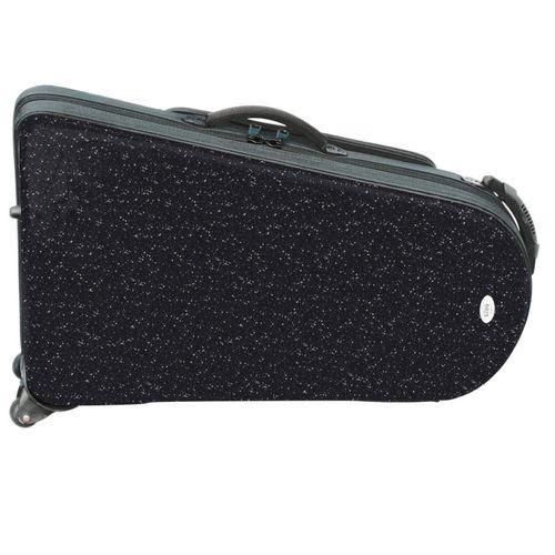 ◆ bags·バッグスケース / EFBE F-BLK ユーフォニアム用ファイバーケース