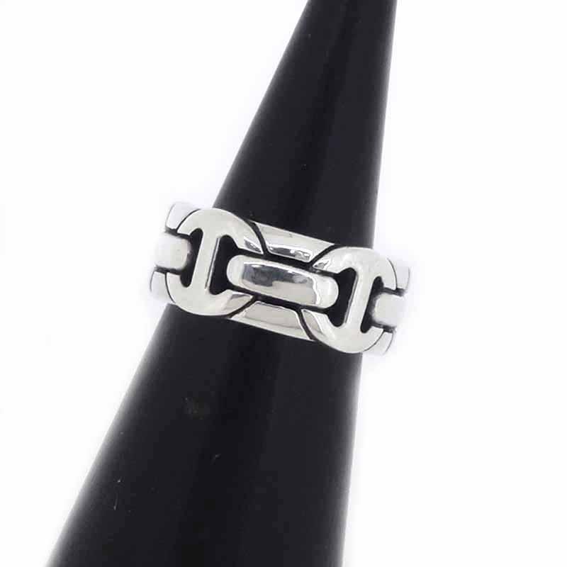 激安人気新品 ホーセンブース/HOORSENBUHS TRI LINK Ring トライ リンク リング 22I19 サイズ メンズ13号 シルバー ランクA 105 (), AFRESHFEELING 6a5fc055