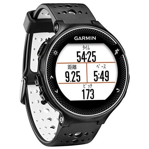 【超新作】 GARMIN(ガーミン) ランニングウォッチ 時計 230J GPS ライフログ ライフログ ForeAthlete GPS 230J ブラック×ホワ・・・, アークスSHOP:fe58dee2 --- airmodconsu.dominiotemporario.com
