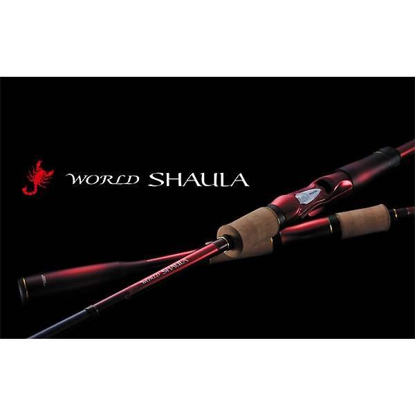 シマノ 18WORLD SHAULA 18ワールドシャウラ 15103RS-3