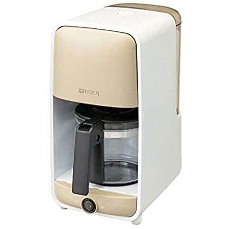 タイガー コーヒーメーカー ADC-B060-WG グレージュホワイト|bluebird-shoji