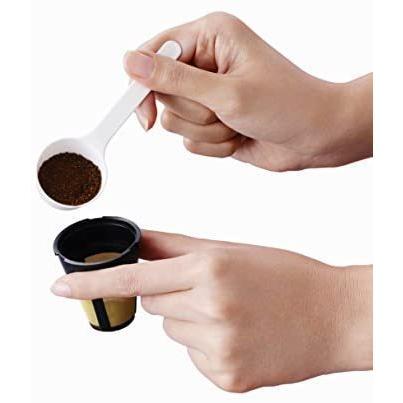 UCC コーヒーメーカー [ドリップポッド] 本格 ドリップコーヒー カプセル式 (ホワイト×レッド) (ホワイトxレッド 5-6カップ)|bluebird-shoji|08