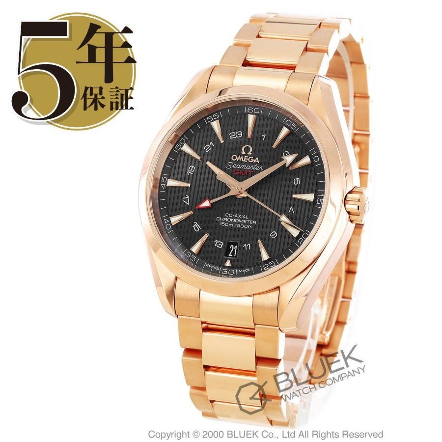 選ぶなら オメガ シーマスター アクアテラ GMT RG金無垢 腕時計 メンズ OMEGA 231.50.43.22.06.002_8, sputnik jewelry 78ba7d40