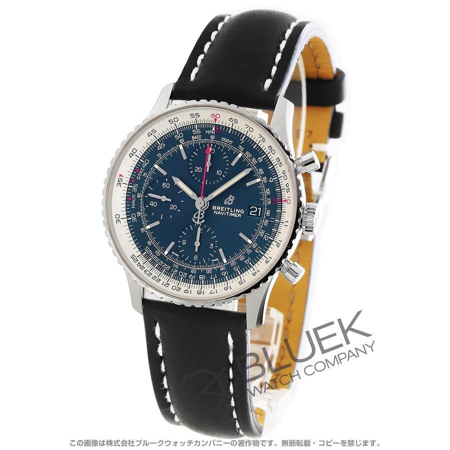 buy online aa2c4 5f312 ブライトリング ナビタイマー 1 1 腕時計 クロノグラフ 腕時計 ...
