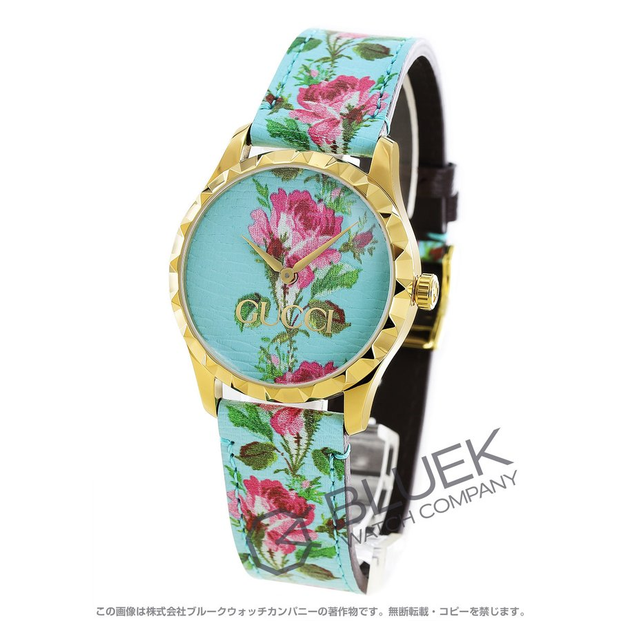 生まれのブランドで グッチ Gタイムレス 腕時計 ユニセックス GUCCI YA1264085, シャリチョウ 65088932