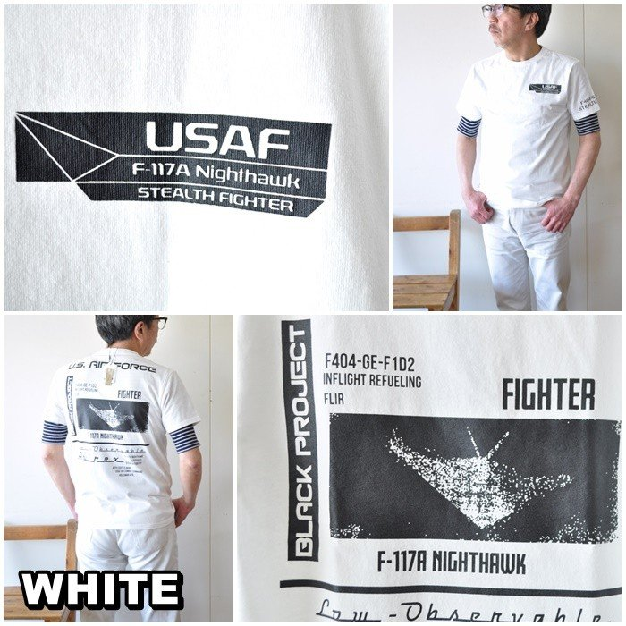 AVIREX  アビレックス  半袖Tシャツ  6103419 メンズ Tシャツ アメリカ空軍|blueline|07