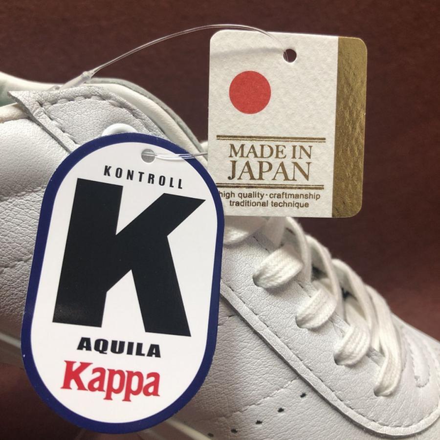 Kappa KP CS009 W/RED(日本製/サイズ少し大きめ)|blueocean1978|04