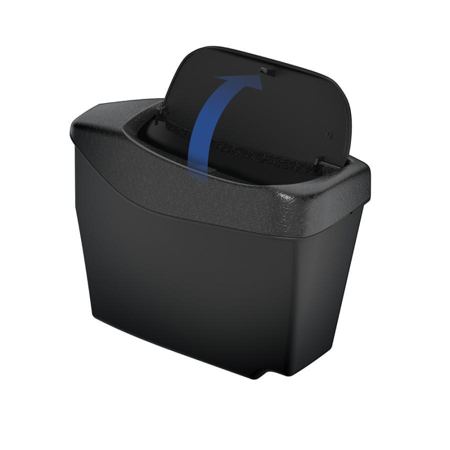 【車種専用設計】YAC(ヤック) SY-HR13(80系 ハリアー専用 サイドBOXゴミ箱 運転席用 ) 【500】|bluepeter|03