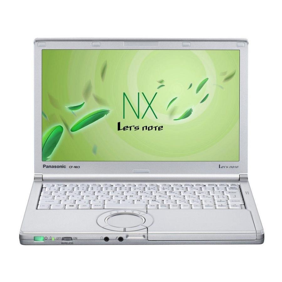 Panasonic Let S Note Cf Nx3高速第4世代 Core I3 Ssd搭載 Win10 モバイルパソコン 訳あり品 Shi Nt 60 E Sky 中古pc専門店 通販 Yahoo ショッピング