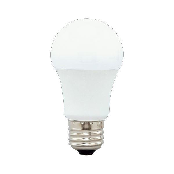 (まとめ)アイリスオーヤマ LED電球60W E26 全方向 電球色 4個セット〔×5セット〕