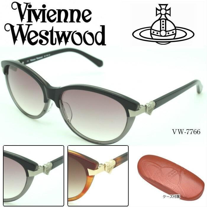 サングラス 送料無料 ヴィヴィアンウエストウッド VivienneWestwood VW-7766 RI