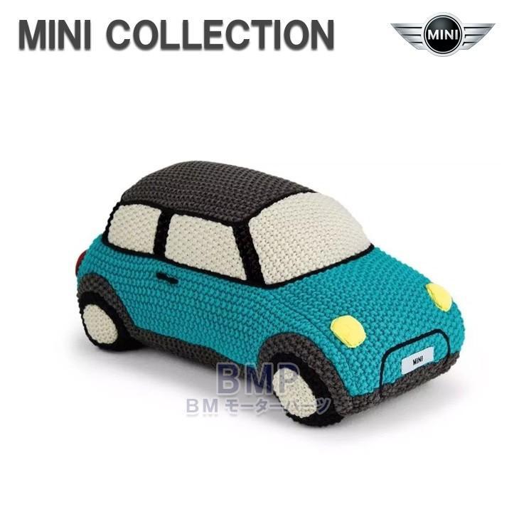BMW純正 MINI COLLECTION ニットカー アクア