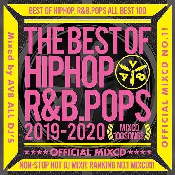 送料無料 MIXCD - THE BEST OF HIPHOP R&B POPS 2019-2020 OFFICIAL MIXCD 《洋楽 Mix CD/洋楽 CD》《 BHR-007 /メーカー直送/輸入盤/正規品》|bmpstore