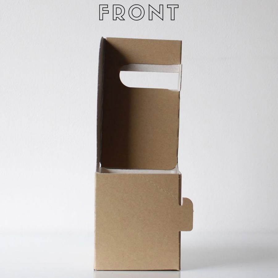 紙コップ クリアカップ お持ち帰り おしゃれ テイクアウト ボックス クラフト 100枚 EC111|bmt-store|02