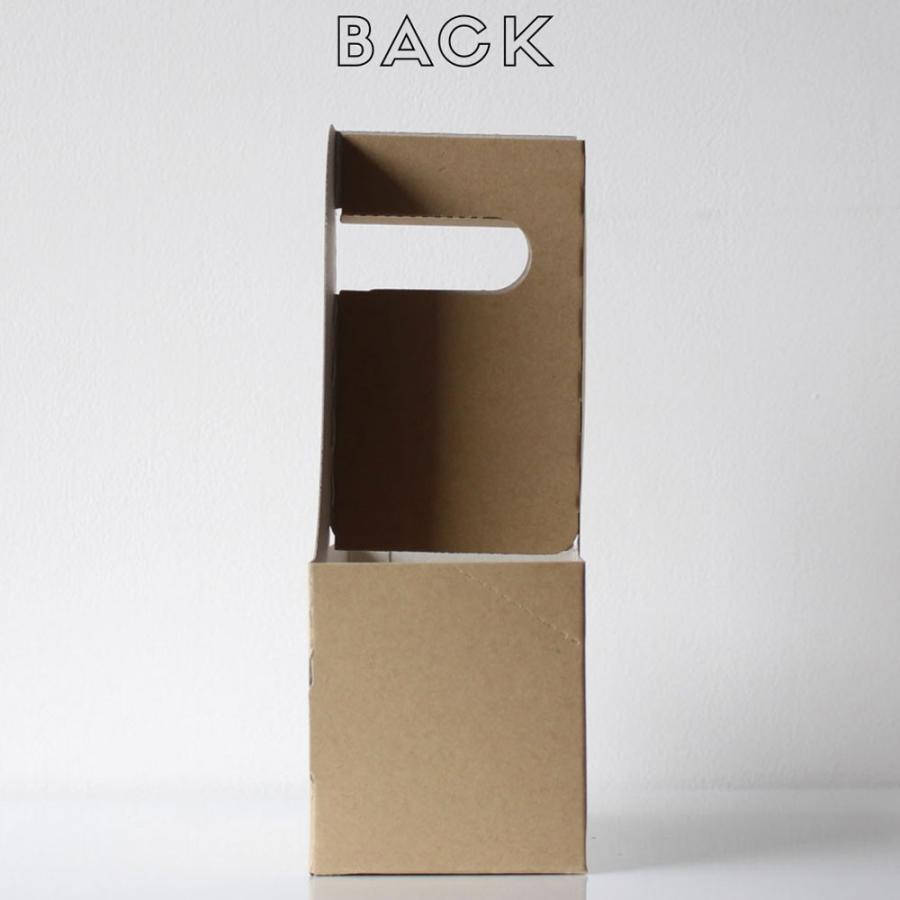紙コップ クリアカップ お持ち帰り おしゃれ テイクアウト ボックス クラフト 100枚 EC111|bmt-store|03