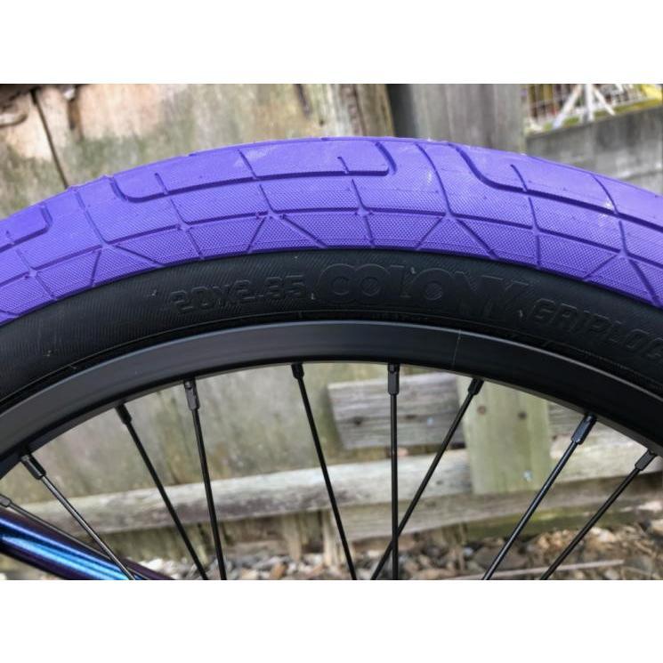限定FACTORY CUSTOM BMX STREET ATRO STYLE WETHEPEOPLE  VERSUS GALACTIC PURPLE|bmx-source|08