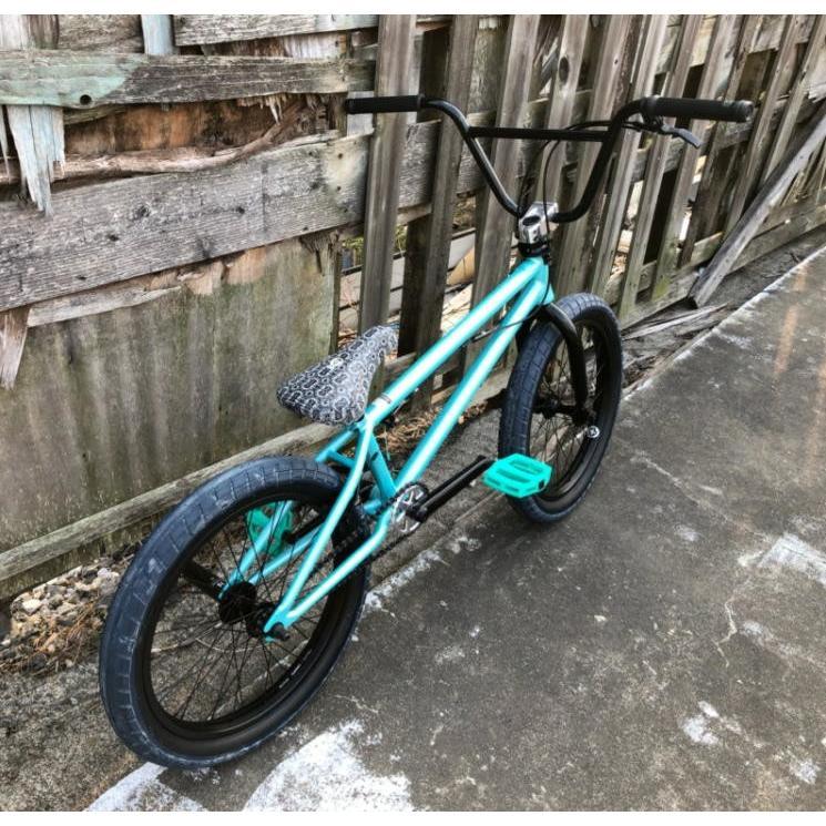 限定FACTORY CUSTOM BMX STREET ATRO STYLE WETHEPEOPLE VERSUS METALLIC MINT GREEN|bmx-source|03