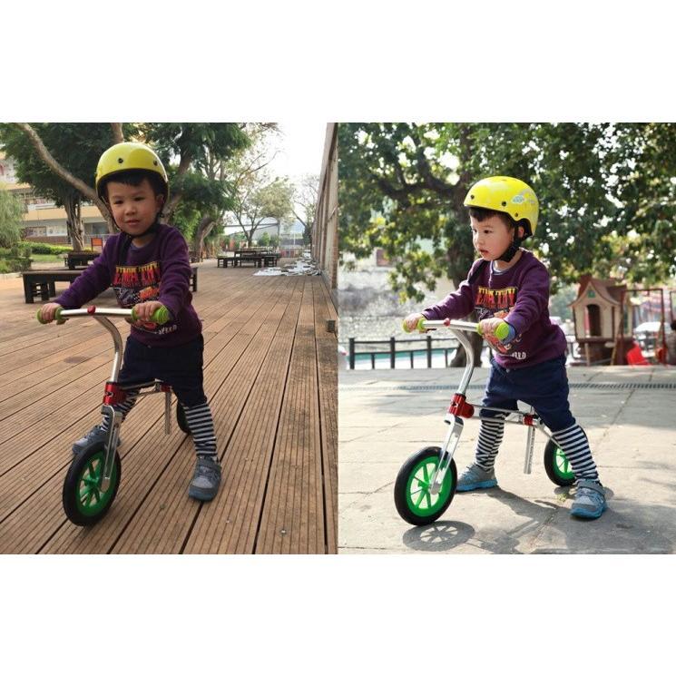 【アルミ削りだしキックバイク】 【FFC X-MINI PUSH BIKE】|bmx-source|05