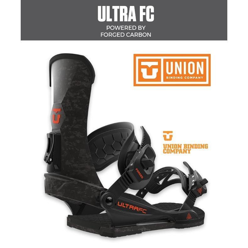 2018モデル UNION BINDING ユニオン ビンディング ULTRA FC ウルトラ エフシー