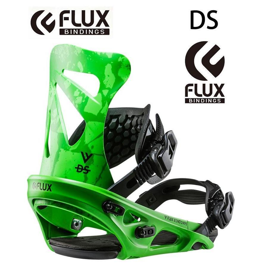 2018モデル FLUX BINDING フラックス ビンディング DS 緑