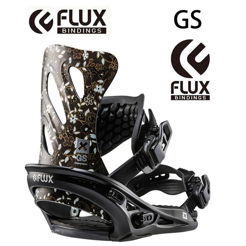 2018モデル FLUX BINDING フラックス ビンディング GS 黒