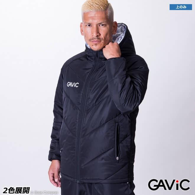 ガビック 昇華中綿ハーフコートキャノーラ【送料無料】