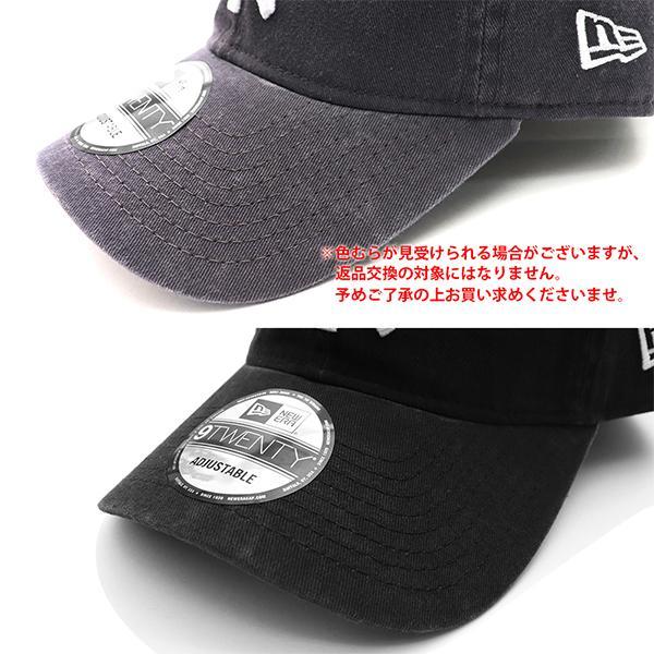 NEW ERAニューエラ 9TWENTY 920 ニューヨーク・ヤンキース キャップ 帽子 定番 ウォッシュ メンズ レディース サイズ調節可能【ネコポスのみ送料無料】|bobsstore|08