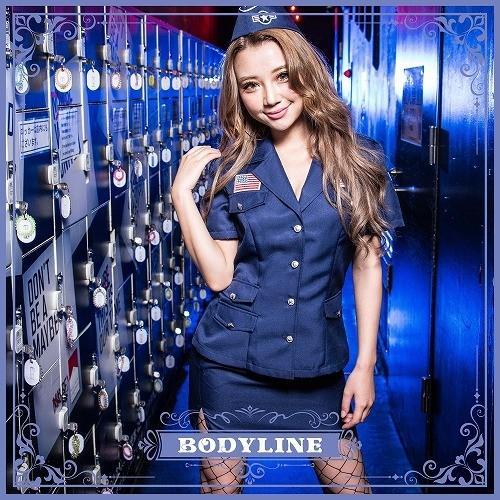 コスプレ コスプレ 衣装 3点セット ポリス 制服 衣装 costume1106|bodylinecojp