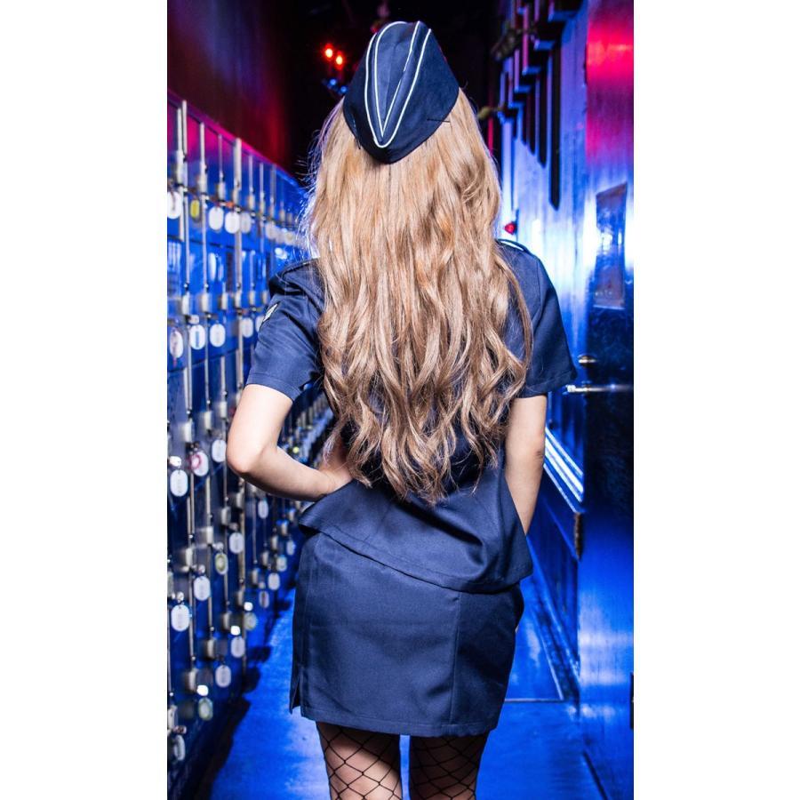 コスプレ コスプレ 衣装 3点セット ポリス 制服 衣装 costume1106|bodylinecojp|03