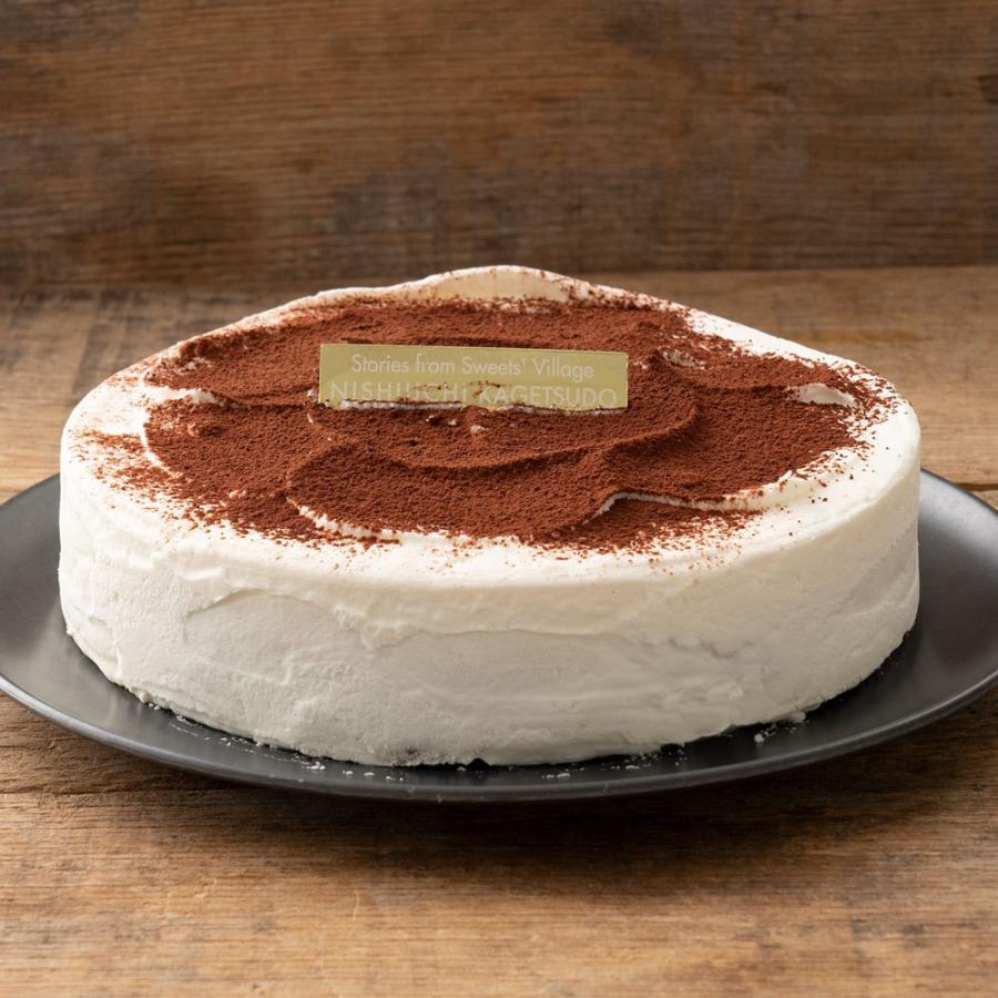 ティラミス ケーキ (5号) スイーツ デザート 洋菓子 ホール おやつ ほろ苦 マスカルポーネ ギフト お祝い 誕生日 結婚祝い 内祝い|bokunotamatebakoya|02