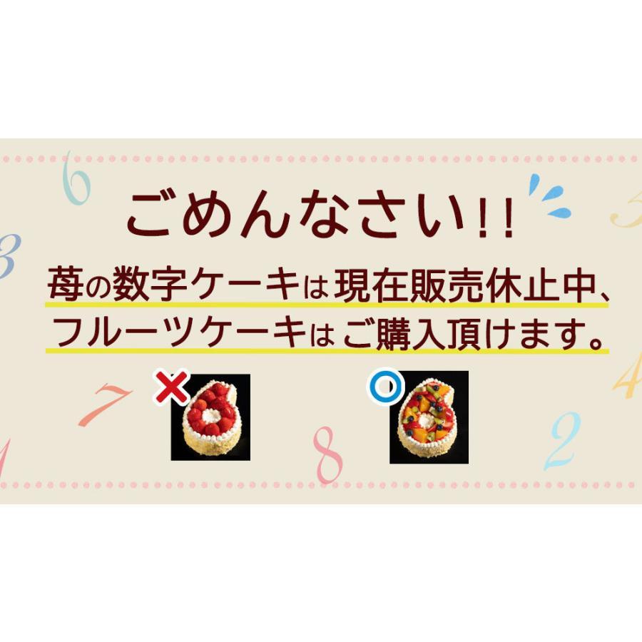 手作り パティシエ特製 数字ケーキ 誕生日 バースデー スイーツ お取り寄せ ギフト アニバーサリー お取り寄せ|bokunotamatebakoya|02