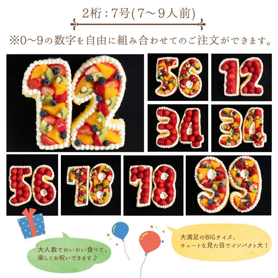 手作り パティシエ特製 数字ケーキ 誕生日 バースデー スイーツ お取り寄せ ギフト アニバーサリー お取り寄せ|bokunotamatebakoya|14