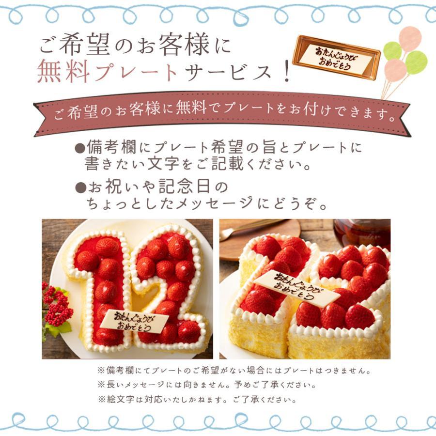 手作り パティシエ特製 数字ケーキ 誕生日 バースデー スイーツ お取り寄せ ギフト アニバーサリー お取り寄せ|bokunotamatebakoya|18