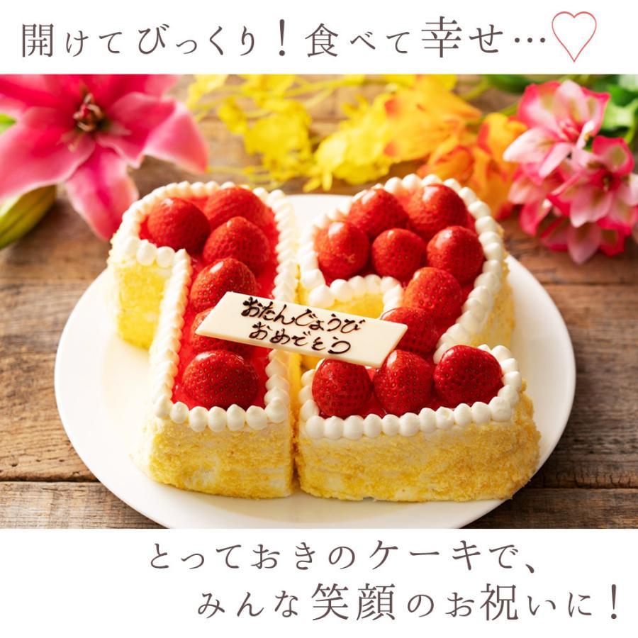 手作り パティシエ特製 数字ケーキ 誕生日 バースデー スイーツ お取り寄せ ギフト アニバーサリー お取り寄せ|bokunotamatebakoya|19