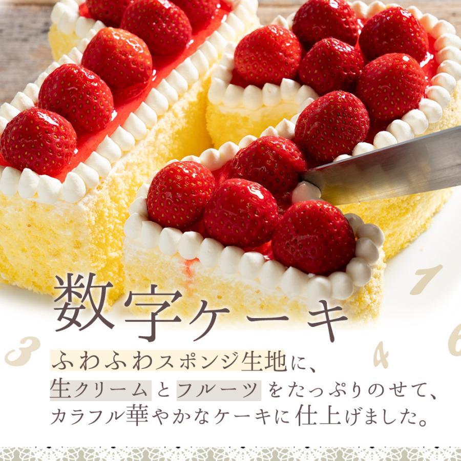 手作り パティシエ特製 数字ケーキ 誕生日 バースデー スイーツ お取り寄せ ギフト アニバーサリー お取り寄せ|bokunotamatebakoya|03