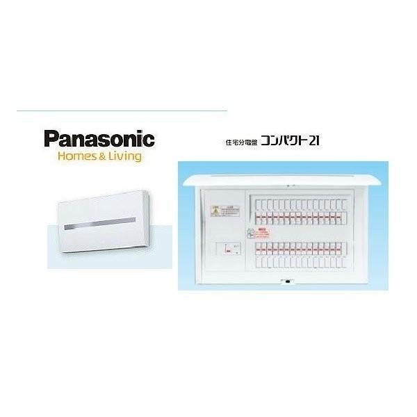 パナソニック BQR8484 住宅分電盤 コンパクト21 リミッタースペースなし Panasonic