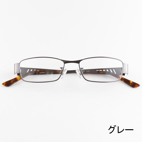 ブルーライトをカット 医療用フィルターレンズ PC用 眼鏡 めがね パソコンメガネ サプリサングラス FLEX MA-0003[スクエア](男性用)|bonita|03