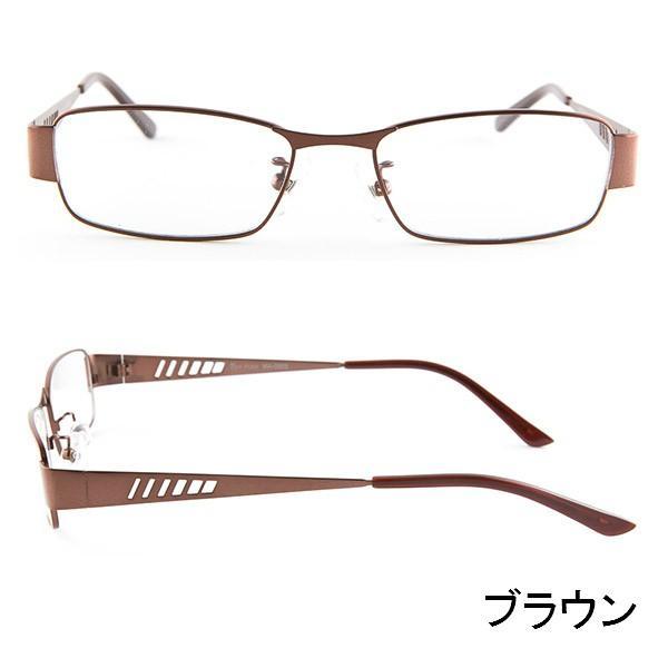 ブルーライトをカット 医療用フィルターレンズ PC用 眼鏡 めがね パソコンメガネ サプリサングラス FLEX MA-0003[スクエア](男性用)|bonita|06