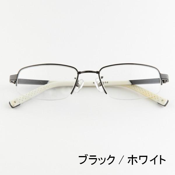 ブルーライトをカット 医療用フィルターレンズ PC用 眼鏡 めがね パソコンメガネ サプリサングラス Vision Moda(VM-0025)[スクエア](男性用) bonita 05