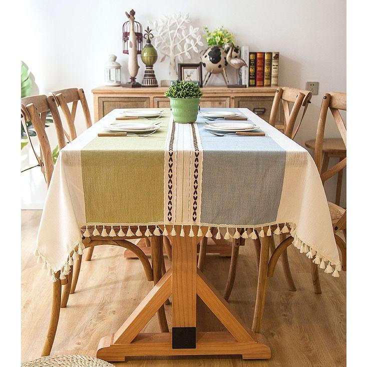 送料無料 テーブルクロス 食卓カバー テーブルマット 食卓 カバー 長方形 シンプル 花柄 撥水 撥油加工 各サイズ|bonito|11