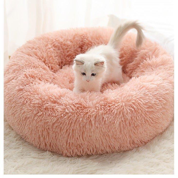 送料無料 ペットベッド 小型犬 猫用ベッド 猫 ペット用品 ネコ ベッド 室内 ペットハウス 猫ベッド 犬用ベッド|bonito|12