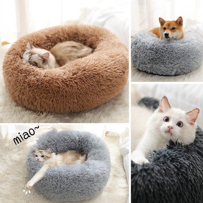 送料無料 ペットベッド 小型犬 猫用ベッド 猫 ペット用品 ネコ ベッド 室内 ペットハウス 猫ベッド 犬用ベッド|bonito|14