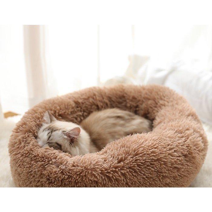 送料無料 ペットベッド 小型犬 猫用ベッド 猫 ペット用品 ネコ ベッド 室内 ペットハウス 猫ベッド 犬用ベッド|bonito|16