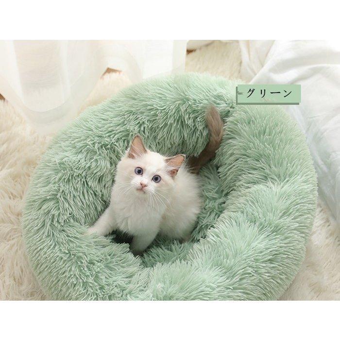 送料無料 ペットベッド 小型犬 猫用ベッド 猫 ペット用品 ネコ ベッド 室内 ペットハウス 猫ベッド 犬用ベッド|bonito|17